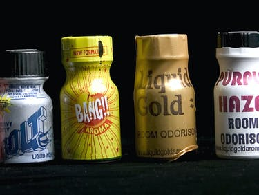 Poppers Pride Week liquid gold purple haze room odorisor drug