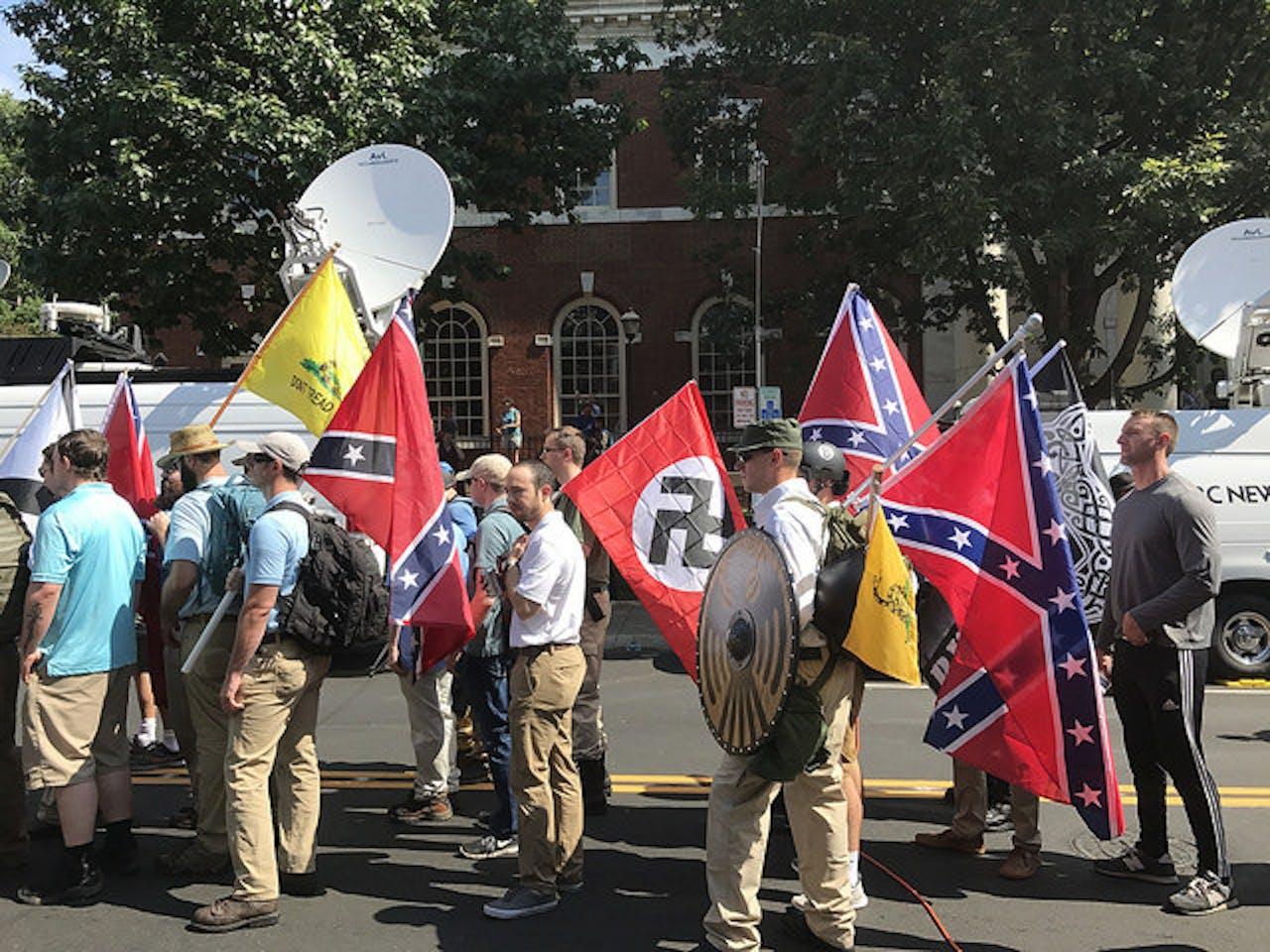 modern nazis in america
