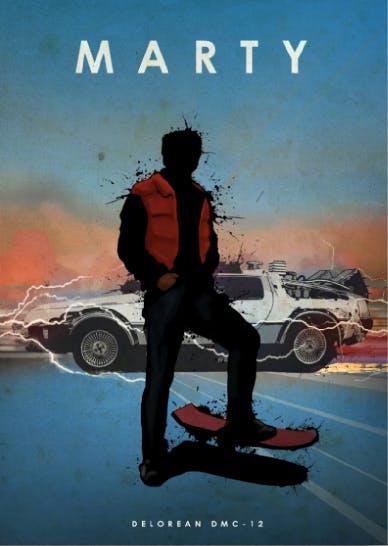Metal Movie Posters That Look Like High Art | Inverse