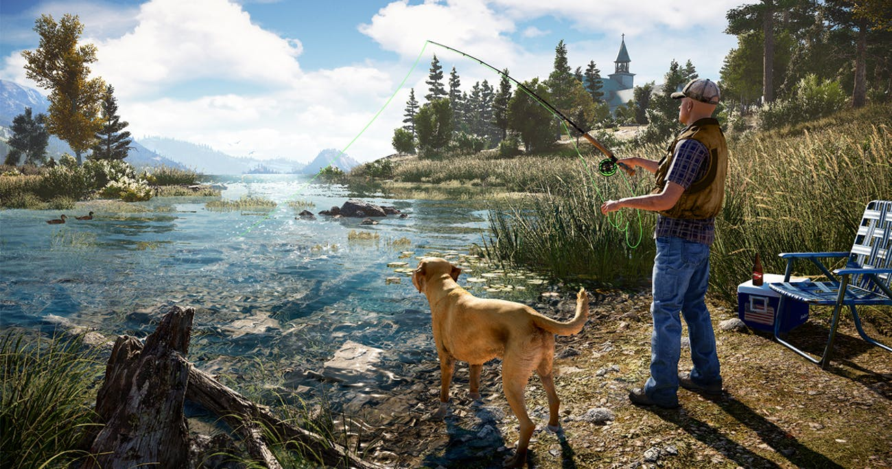 Far Cry 5 Ubisoft E3 2017