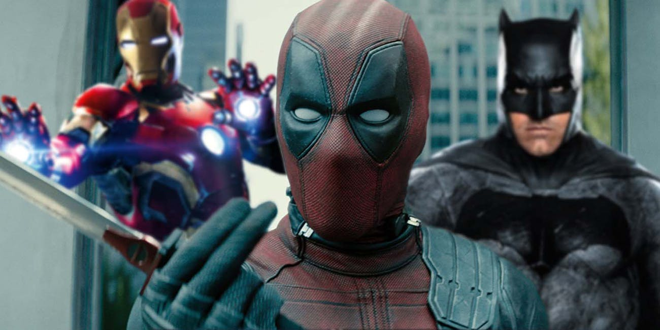 Deadpool 2': Every DC and Marvel Cinematic Universe Easter