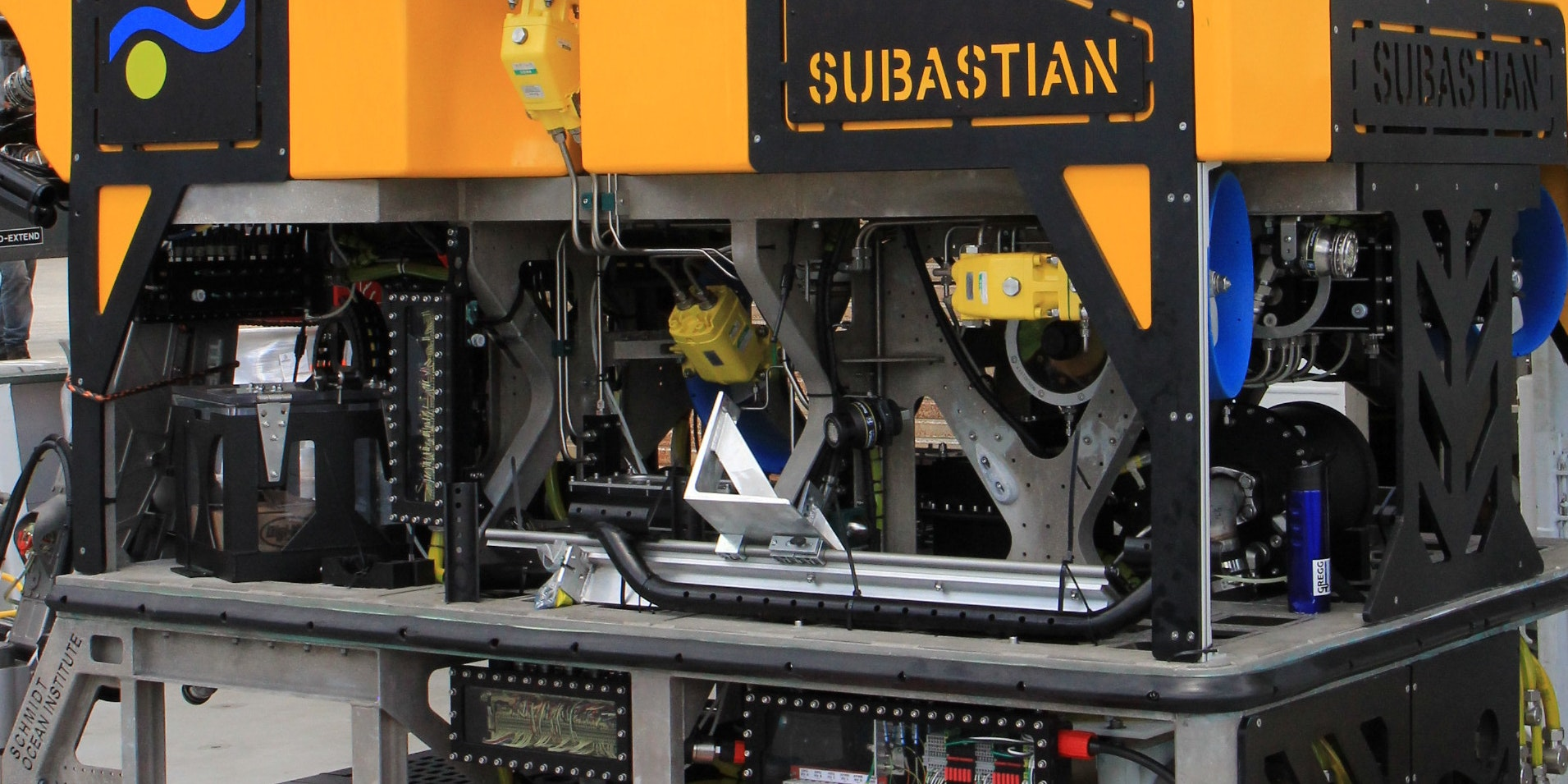 In the Trenches With the Undersea Drone SuBastian