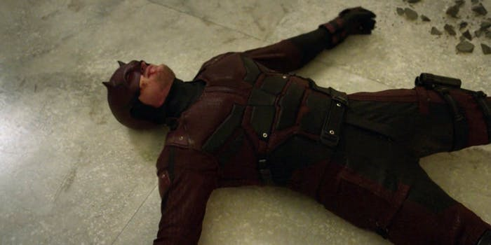 Netflix Daredevil Marvel