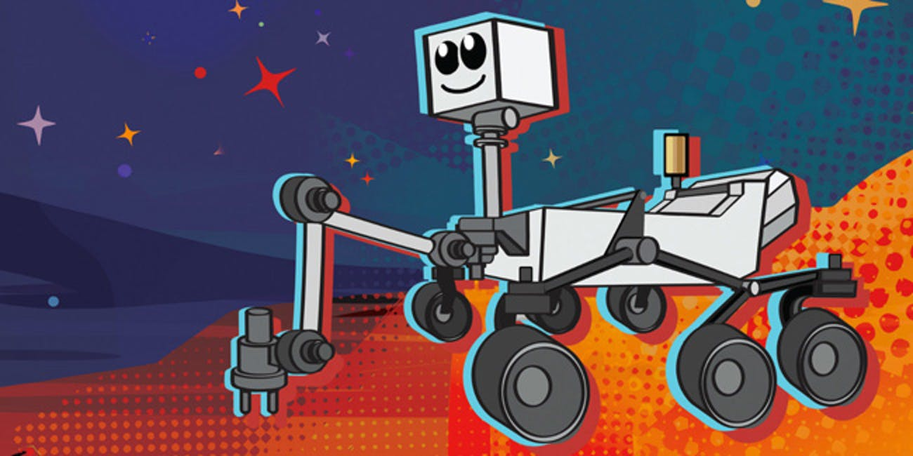 NASA to Run Nationwide Competition to Name the Mars 2020 Rover