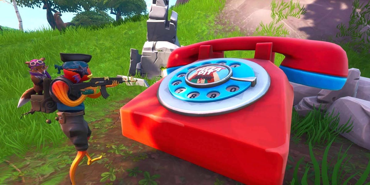 'Fortnite' Giant Phone Locations, Durr Burger Number, and ...