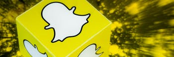 Dynamic Snapchat Logo/Icon