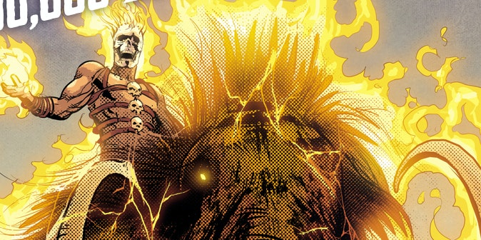 Avengers 1 000 000 Bc Marvel: Folks, Ghost Rider Has A Wooly Mammoth In Marvel's Bonkers