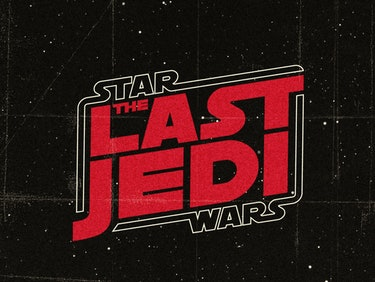 This 'Last Jedi' Fan Poster Looks Like 'Empire Strikes Back'