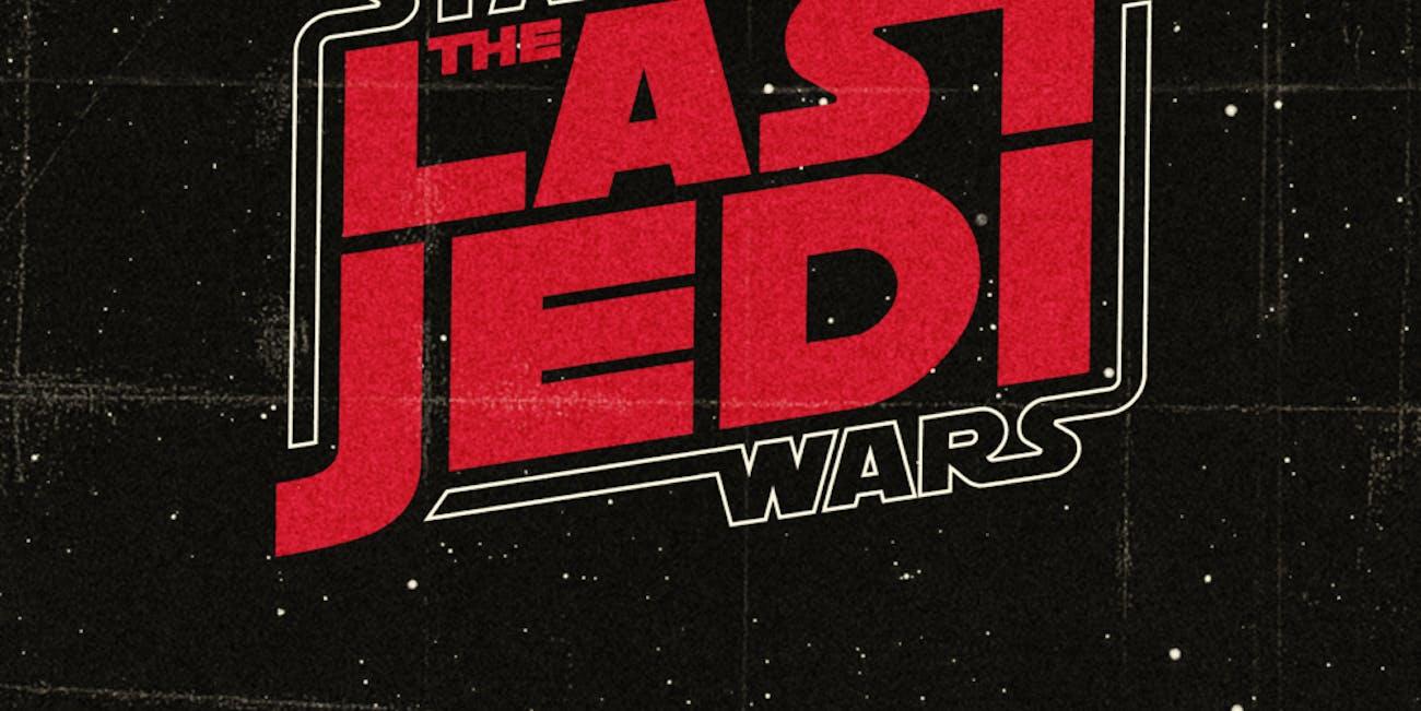 Reddit fan-made Last Jedi poster