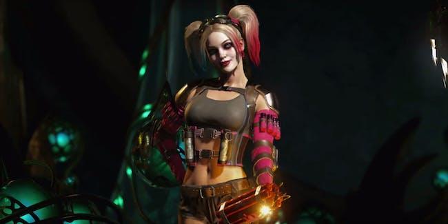 Harley Quinn in 'Injustice 2'