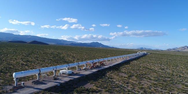 Hyperloop Testing Delays