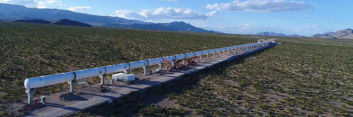 Hyperloop Testing Delays