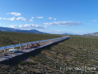 Hyperloop One Testing Isn't Proceeding as Planned