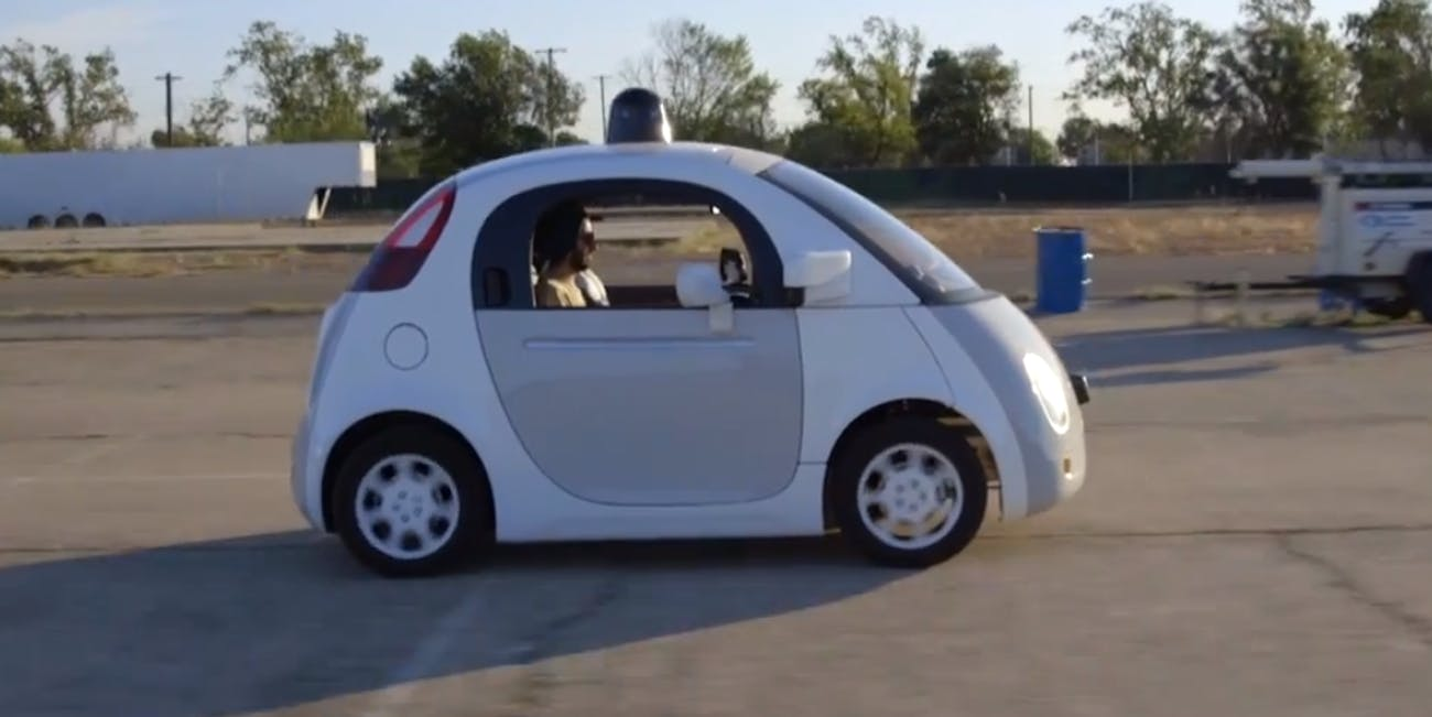 Google S New Self Driving Cars May Cause Traffic