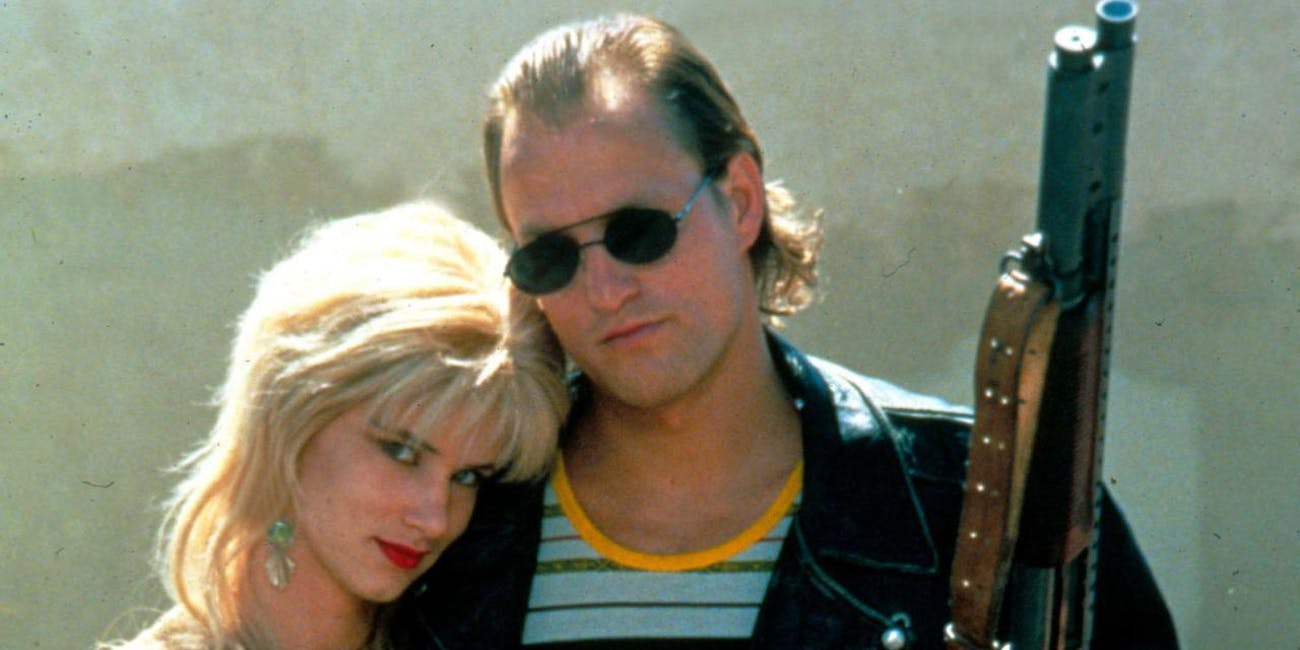 Are humans natural born killers, like Juliette Lewis and Woody Harrelson?