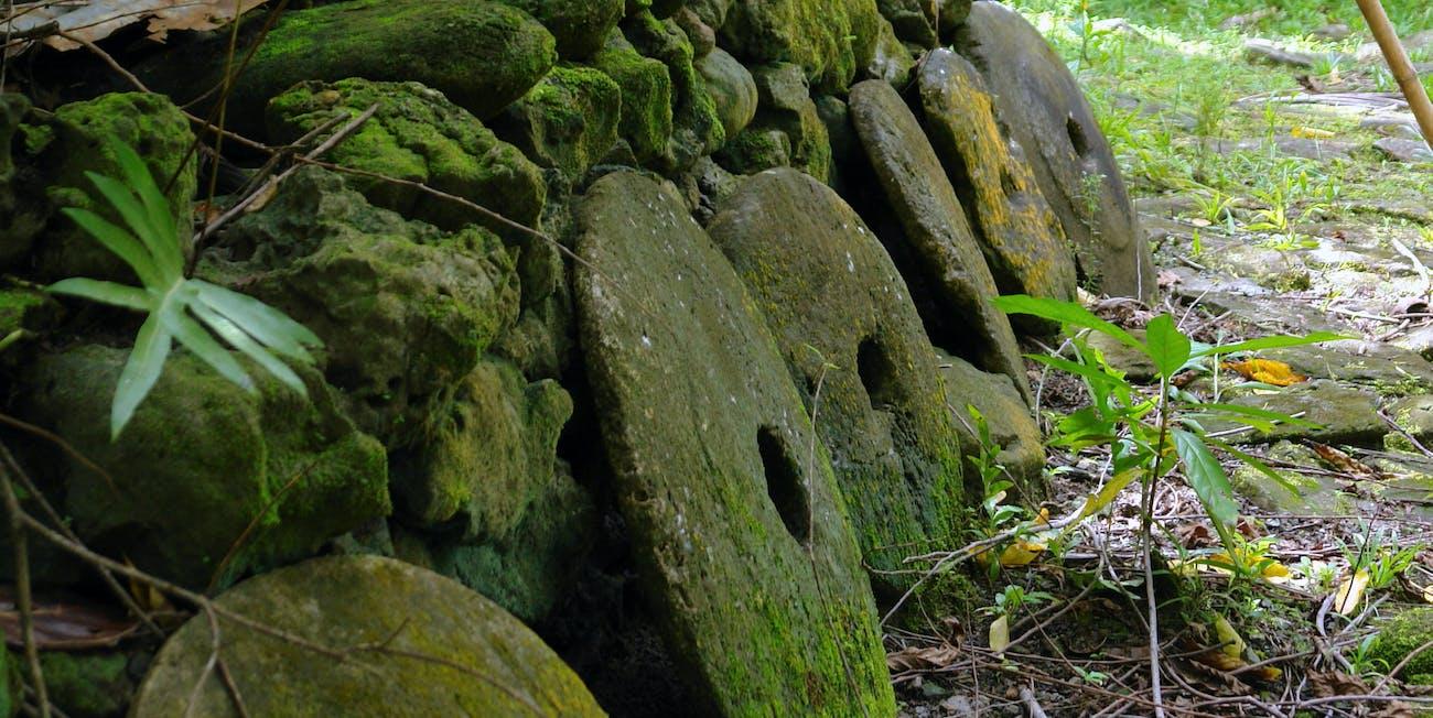 Ancient Yapese stone money