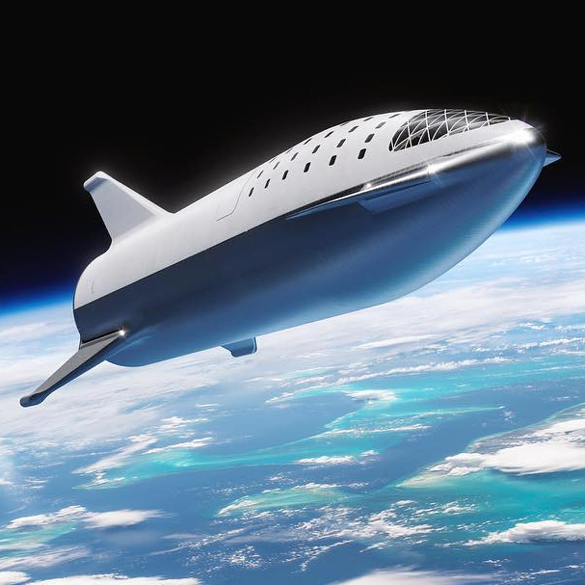 Elon Musk Says SpaceX's Starship Is Getting Ready to Fly