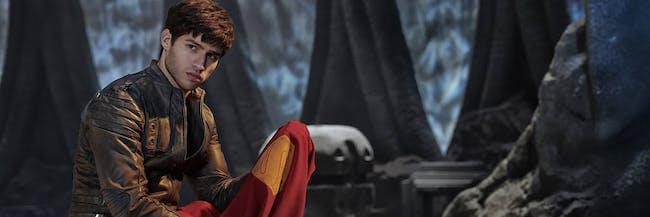Seg-El in 'Krypton'