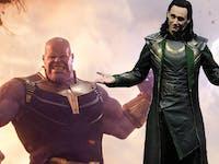 Avengers 4 spoilers thanos loki