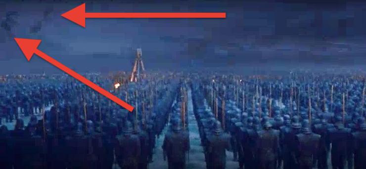 Game of thrones season 8 episode 3 dragons die