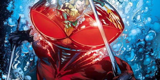 Black Manta from DC's Aquaman