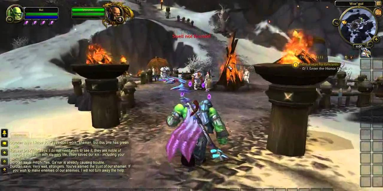 Before 'World of Warcraft' There Was Simply 'Warcraft'   Inverse
