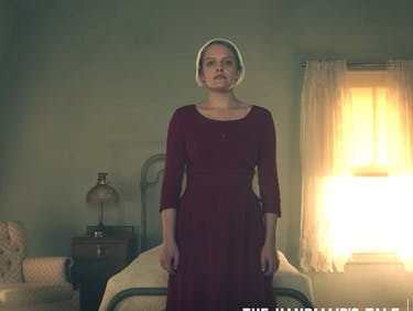 New 'Handmaids Tale' Trailer Focuses on The World Before