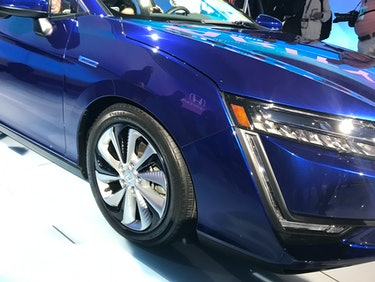 Honda Introduces 2 More Electrified Cars to Meet a Crazy Goal