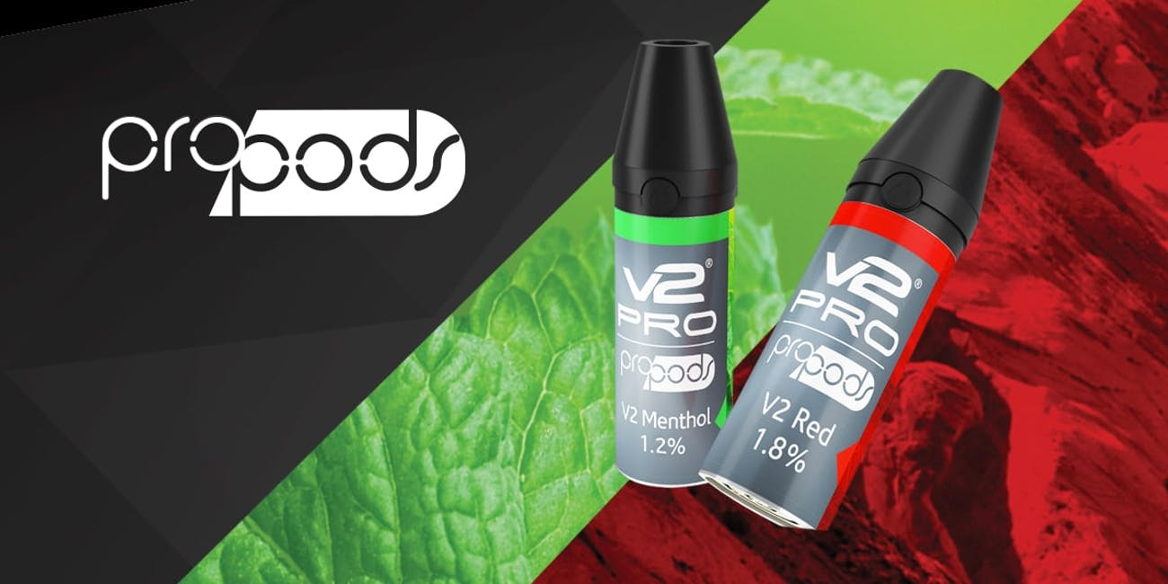 Vape Reviews: V2 Pro Pods Could Beat JUUL by Becoming the K