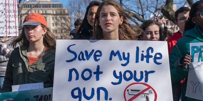 student protest, Parkland
