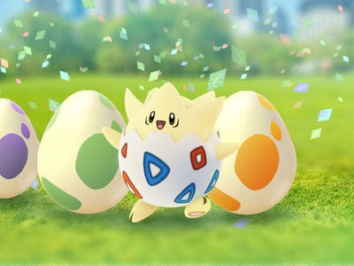 Here's What's Inside in the 'Pokemon GO' Easter Eggstravaganza Event