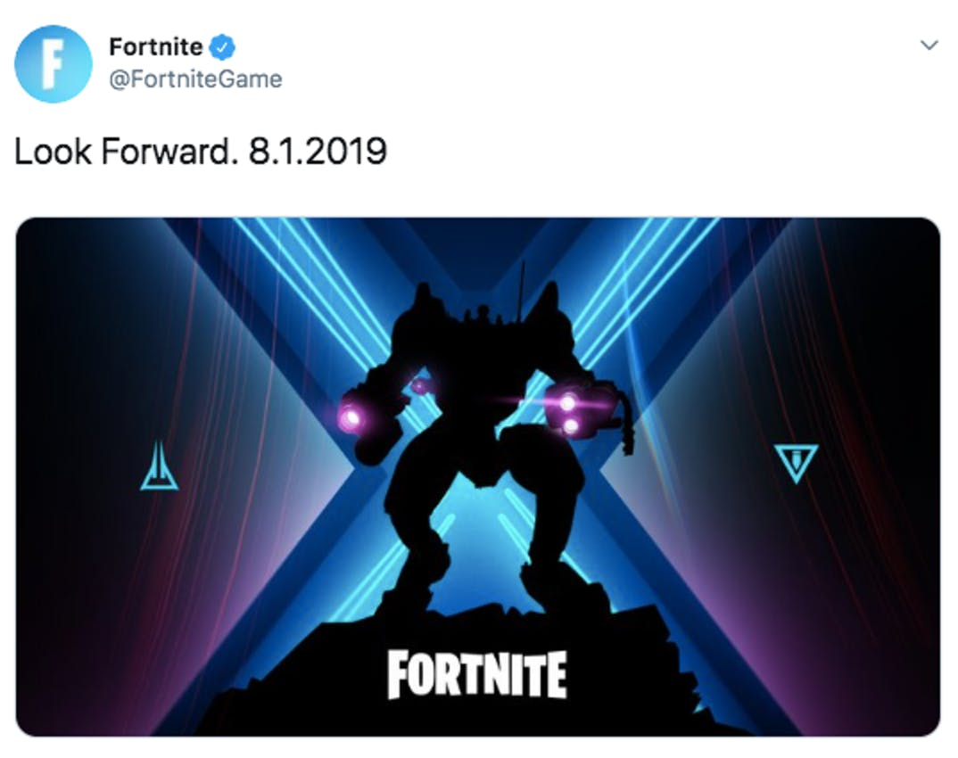 ANOTHER 'Fortnite' Season 10 teaser leaks skins