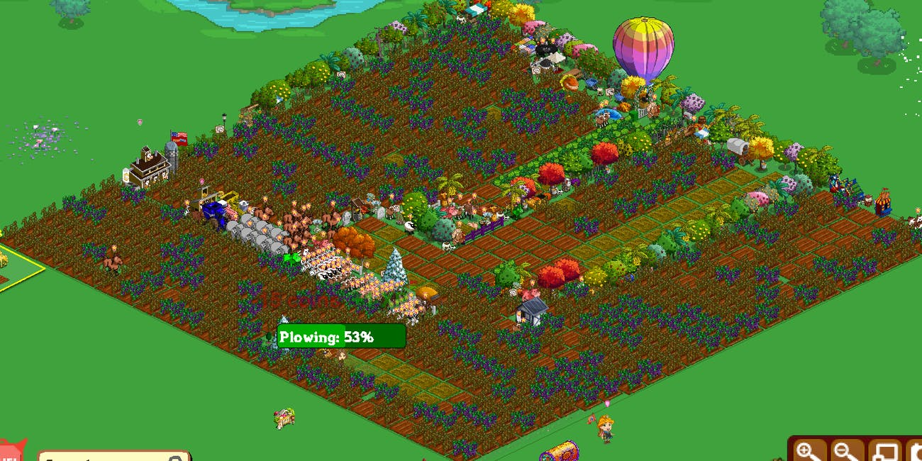 I Went Back to My Farmville Ranch and It Was Exactly the
