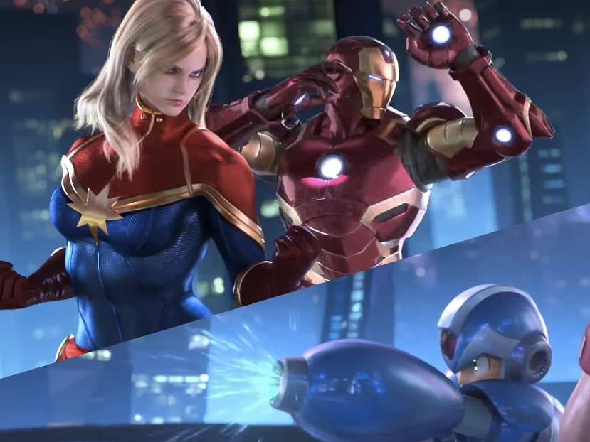 'Marvel vs Capcom: Infinite' Trailer Debuts Captain Marvel