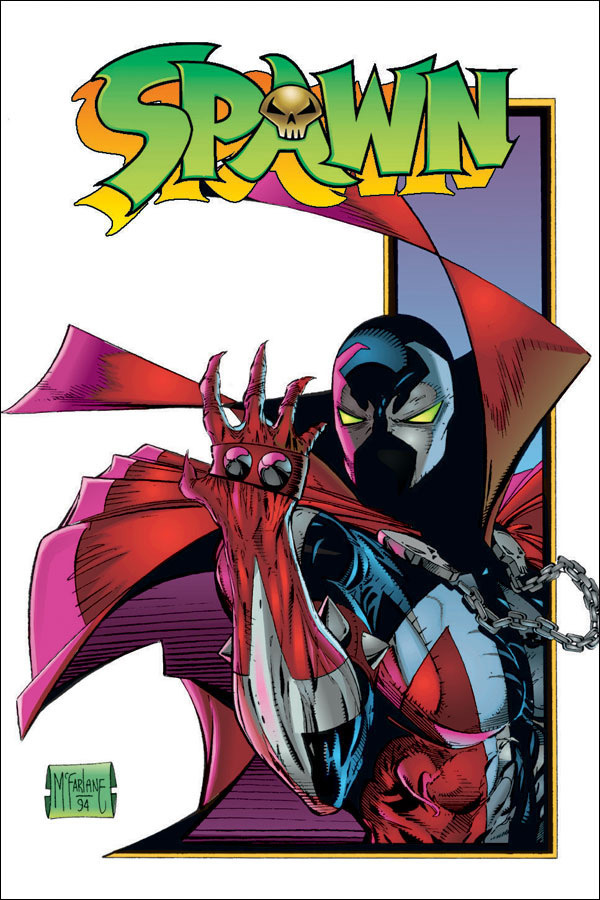 'Spawn' Issue 21, Image Comics