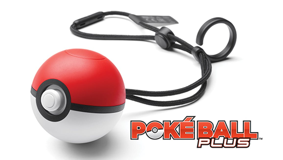 Poké Ball Plus.
