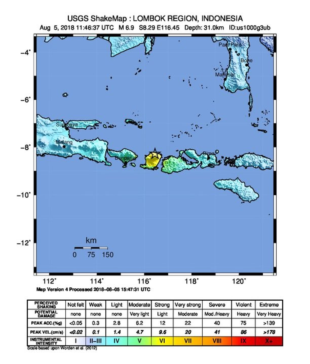 Indonesia Earthquake: Tsunami Warning Lifted, But Officials