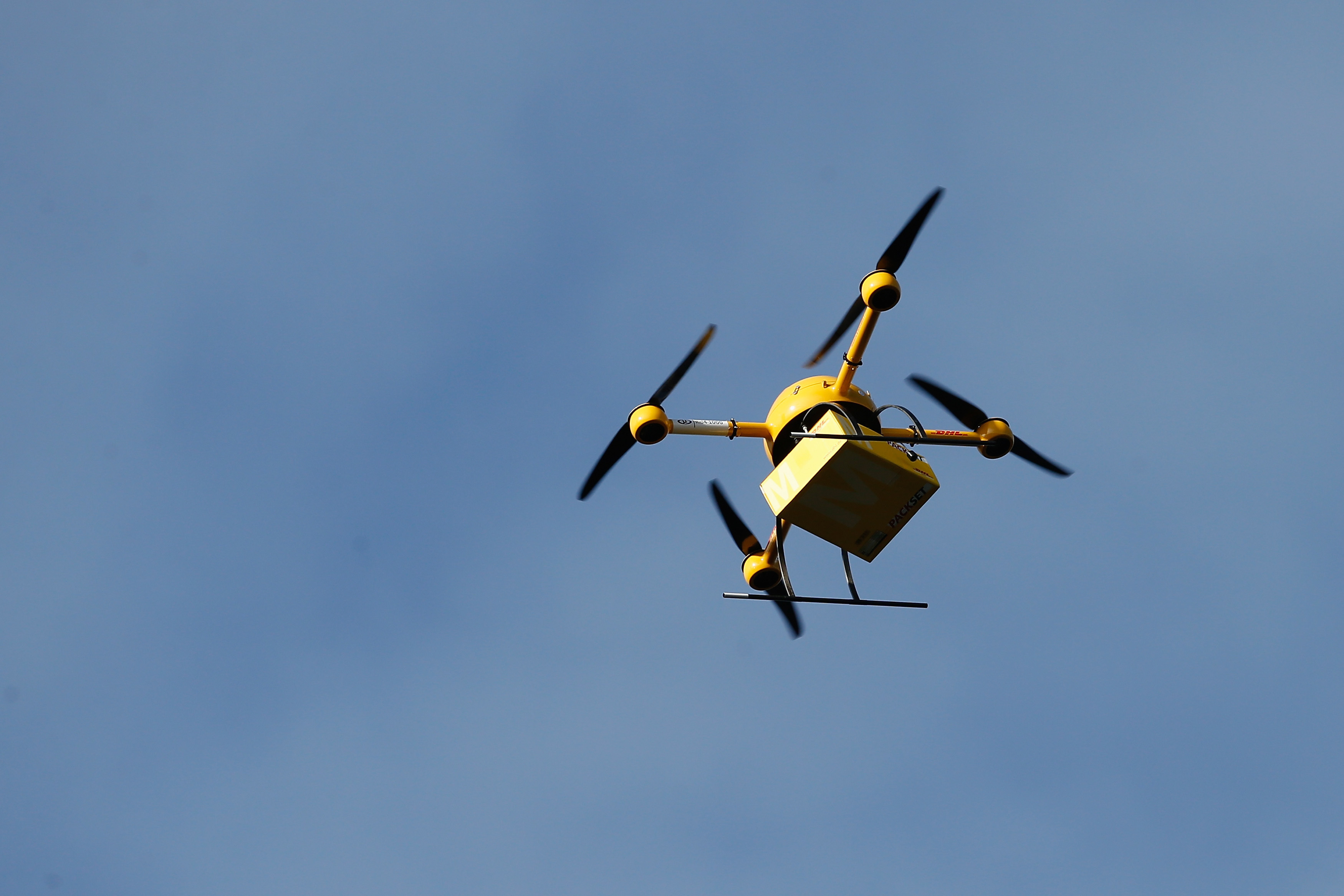 These New FAA Rules Completely Crush Drone Delivery Dreams