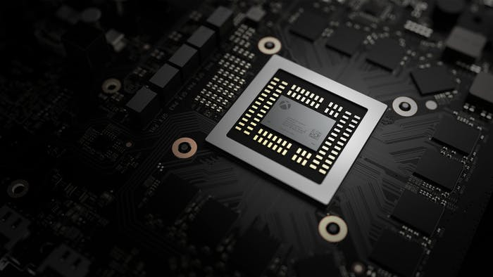 Microsoft Xbox One Project Scorpio