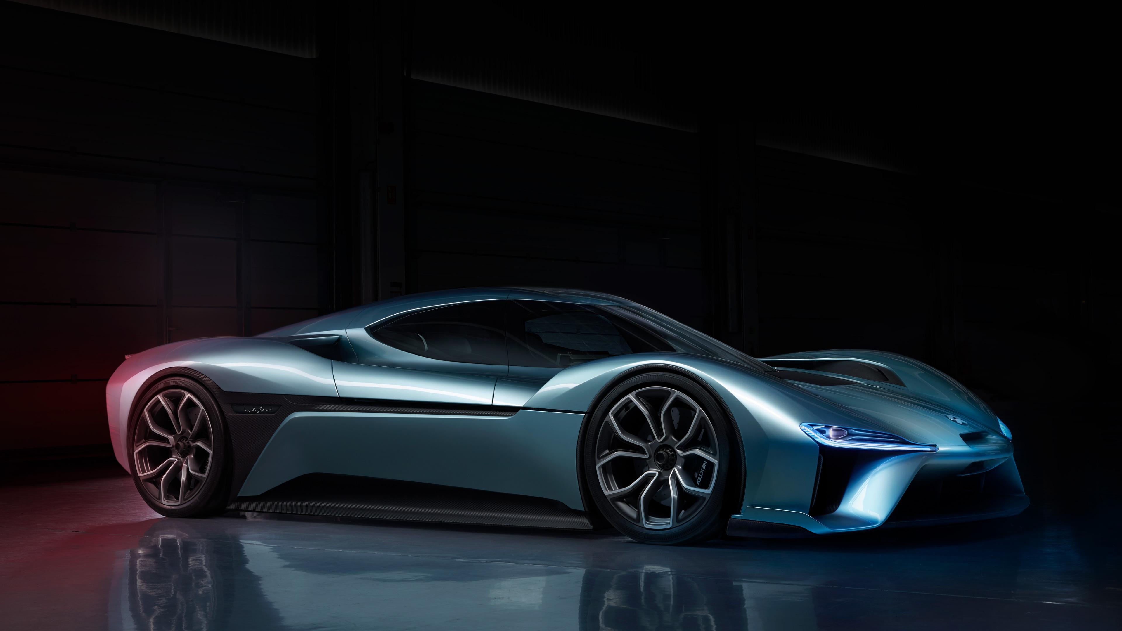 Here s How NextEV s NIO EP9 World s Fastest Electric Car Reaches