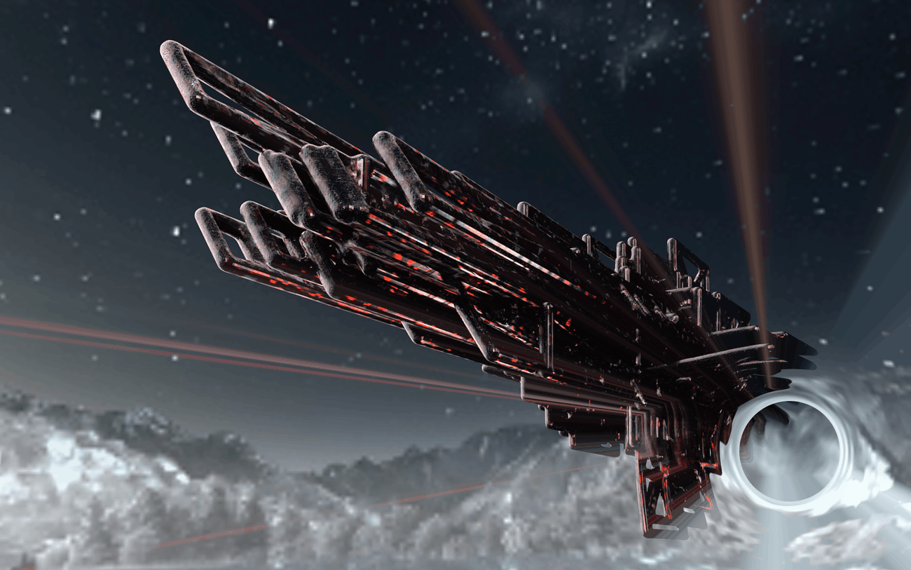 will humans ever build starships inverse