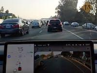 Tesla Model 3 autopilot