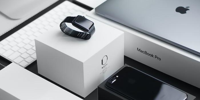 apple watch iphone mac