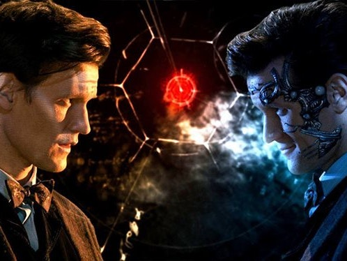 The Villain of 'Doctor Who' Season 10 Might Be the Doctor