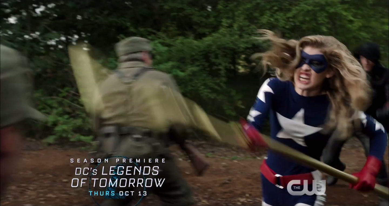 Stargirl, in DC's 'Legends of Tomorrow'