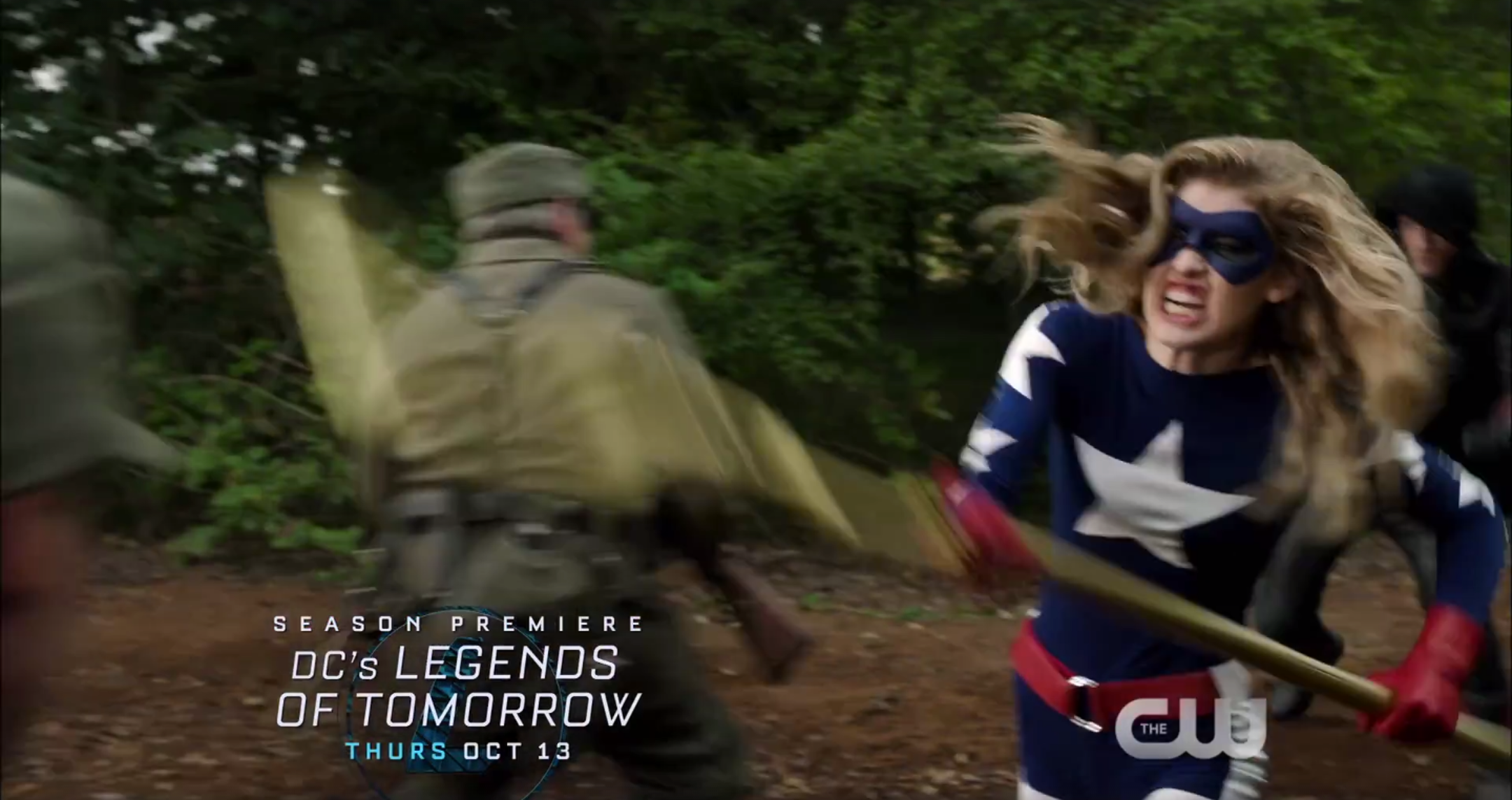Stargirl, in DC's 'Legends of Tomorrow'
