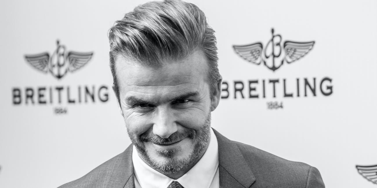Can David Beckham Whos Cast In Guy Ritchies King Arthur