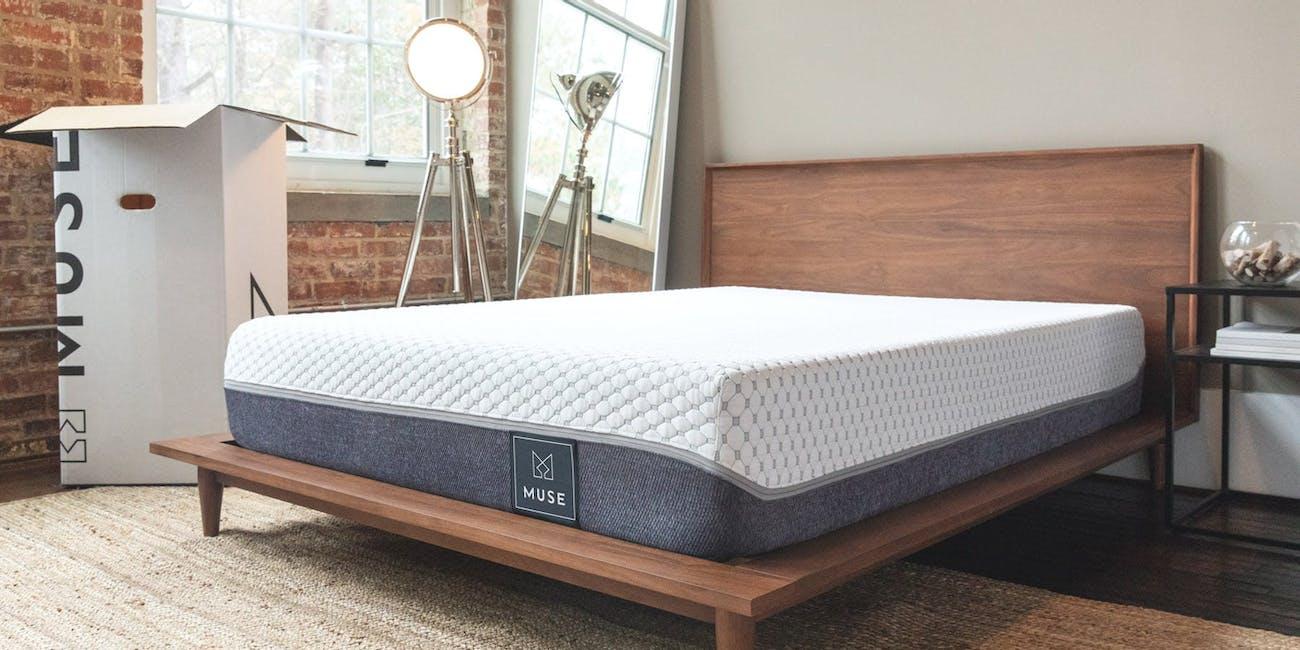 Sleep Infinitely Better on This Magical Mattress
