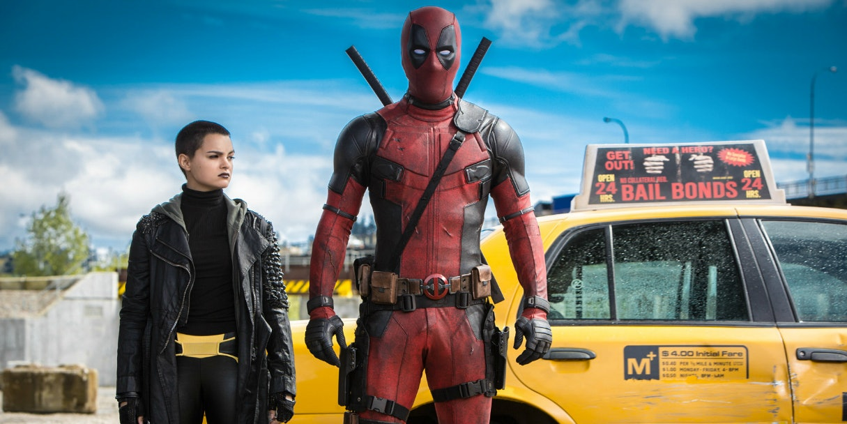 Deadpool 2 Negasonic Warhead Oscars