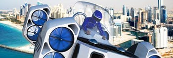 Neva Aerospace flying car Europe